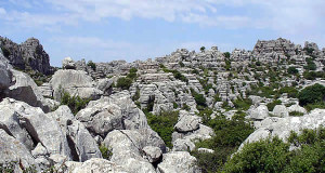 El Torcal, Antequera, Andalusia, Spagna. Author and Copyright Liliana Ramerini