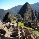 Machu Picchu, Perù. Author and Copyright Nello and Nadia Lubrina