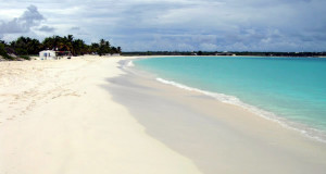 Rendezvous Bay, Anguilla. Author and Copyright Marco Ramerini