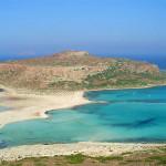 La laguna di Balos, Creta, Grecia. Autore e Copyright Luca di Lalla