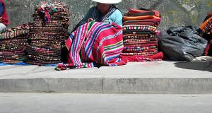 Vestito tipico boliviano. Author and Copyright Nello and Nadia Lubrina