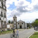 Igreja de São Cosme e Damião (1535), Igarassu, Pernambuco, Brasile. Author and Copyright Marco Ramerini
