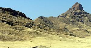 Namib Rand, Namibia. Author and Copyright Marco Ramerini