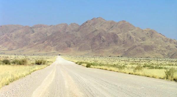 Naukluft Mountains (Naukluftberge), Namib-Naukluft N.P., Namibia. Author and Copyright Marco Ramerini