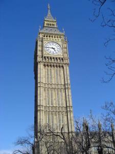Big Ben, Londra. Author and Copyright Niccolò di Lalla