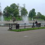 Giardini Italiani, Kensington Gardens, Londra. Author and Copyright Niccolò di Lalla