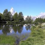 Grindjisee, Zermatt, Svizzera. Author and Copyright Marco Ramerini