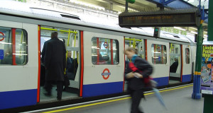 Metropolitana di Londra. Author and Copyright Niccolò di Lalla