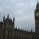 Westminster Palace (Houses of Parliament), Londra. Author and Copyright Niccolò di Lalla