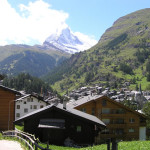 Zermatt: famoso centro di villeggiatura alle pendici del Cervino – Matterhorn