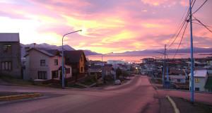 Ushuaia, Tierra del Fuego, Argentina. Autor y Copyright Guillermo Puliani