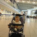Andrea all'aeroporto di Saint Martin. Author and copyright Marco Ramerini