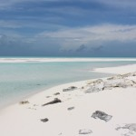 Banchi di sabbia, Sandy Cay, Exumas, Bahamas. Autore e Copyright Marco Ramerini.
