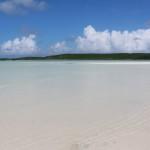 La laguna, Cape Santa Maria Beach Resort, Long Island, Bahamas. Autore e Copyright Marco Ramerini