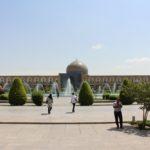 Moschea dello sceicco Lotfollah nella piazza Naqsh-e jahān, Esfahan, Iran. Autore e Copyright Marco Ramerini