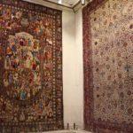 Tappeti, Museo del Tappeto iraniano, Teheran, Iran. Autore e Copyright Marco Ramerini