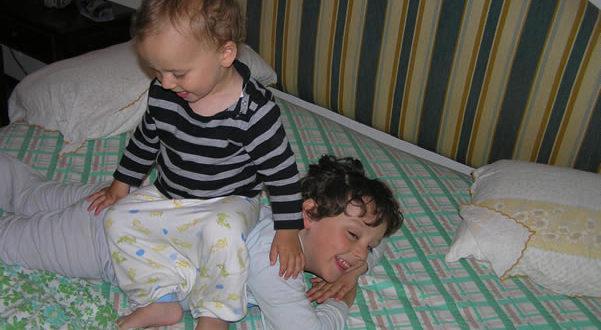 Bambini che giocano. Autore e Copyright Marco Ramerini