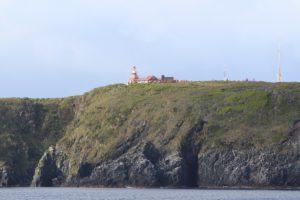 Il faro di Capo Horn, Cile. Autore e Copyright Marco Ramerini