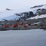 La base argentina di Hope Bay (Bahía Esperanza), Antarctic Sound, Antartide. Autore e Copyright Marco Ramerini