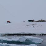 Refugio Bahía Dorian (Argentina), Dorian Bay, Wiencke Island, Palmer Archipelago, Antartide. Autore e Copyright Marco Ramerini