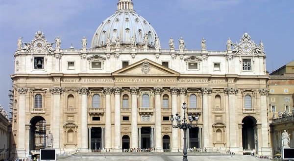 Basilica di San Pietro, Città del Vaticano, Roma, Italia. Autore e Copyright Marco Ramerini