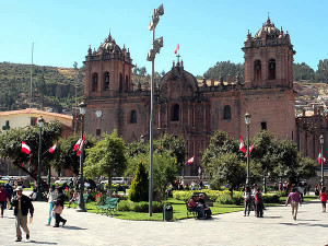 Catterdale, Cuzco, Perù. Author and Copyright Nello and Nadia Lubrina
