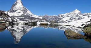 Cervino, Vallese, Svizzera. Autore e Copyright Marco Ramerini