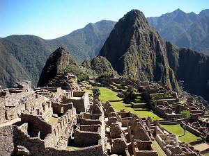 Machu Picchu, Perù. Author and Copyright Nello and Nadia Lubrina