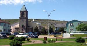 Saint-Pierre, Saint-Pierre-et-Miquelon. Author © Marc A. Cormier – www.spm.org. Licensed under Creative Commons Attribution