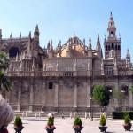 Siviglia, Andalusia, Spagna. Author and Copyright Liliana Ramerini