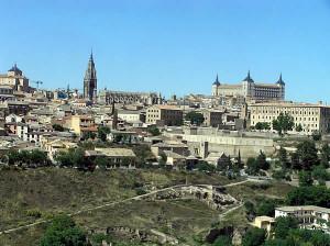 Toledo, Spagna. Autore e Copyright Marco Ramerini