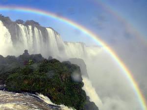 Cascate di Iguazú, Brasile-Argentina. Author and copyright Marco Ramerini