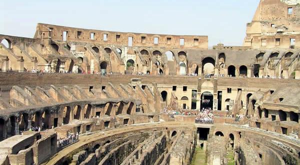 Colosseo, Roma, Italia. Autore e Copyright Marco Ramerini