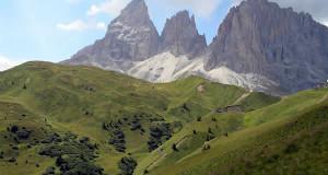 Dolomiti, Italia. Autore e Copyright Marco Ramerini