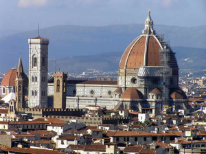 Duomo, Firenze, Italia. Author and Copyright Marco Ramerini