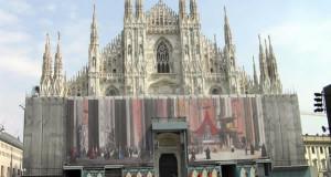 Clima dell'Italia del nord: Duomo, Milano, Lombardia, Italia. Autore e Copyright Marco Ramerini