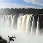 Garganta del Diablo, Cataratas de Iguazú, Brasil-Argentina. Author and Copyright Marco Ramerini