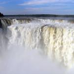 Garganta del Diablo (vista dal lato argentino), Cataratas del Iguazú, Argentina. Author and Copyright Marco Ramerini