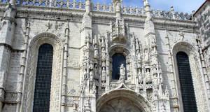 Monastero dos Jerónimos, Lisbona, Portogallo. Autore e Copyright Liliana Ramerini