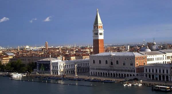 Venezia, Italia. Author and Copyright Liliana Ramerini