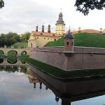 Castello di Nesvizh, Bielorussia. Autore Павел Петро. No Copyright