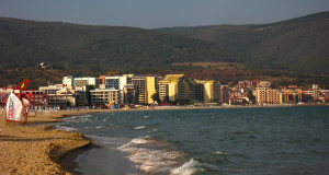 Sunny Beach (Slanchev Bryag), Bulgaria. Author Михал Орела. Licensed under Creative Commons Attribution