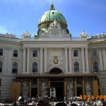 Vienna, Austria. Author and Copyright Liliana Ramerini.