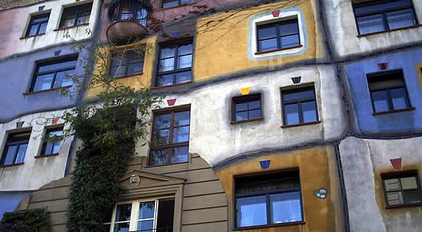 Vienna, Austria. Author and Copyright Liliana Ramerini.