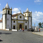Cattedrale da Sé, Olinda, Pernambuco, Brasile. Author and Copyright Marco Ramerini