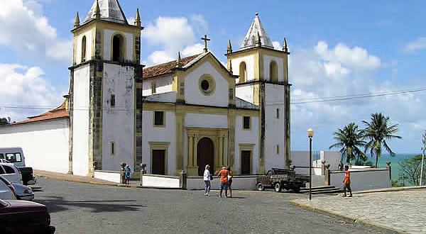 Cattedrale da Sé, Olinda, Pernambuco, Brasile. Author and Copyright Marco Ramerini