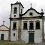 Chiesa di Santa Rita, Paraty, Rio de Janeiro, Brasile. Author and copyright Marco Ramerini