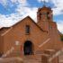 La chiesa di San Pedro de Atacama, Cile. Autore e Copyrigth Marco Ramerini
