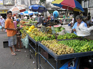 Mercato, Recife, Pernambuco, Brasile. Author and Copyright Marco Ramerini