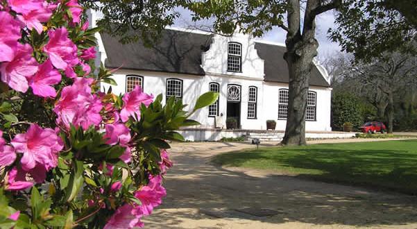 Boschendal, Franschhoek, Sudafrica. Author and Copyright Marco Ramerini